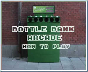 Bottle Bank - Fun Theory Project